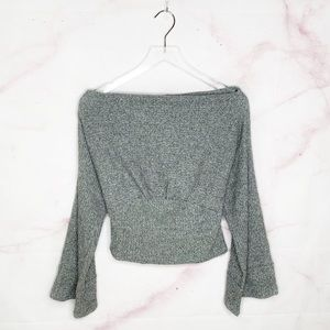 Free People Tops - Free People Crazy On You Thermal Top